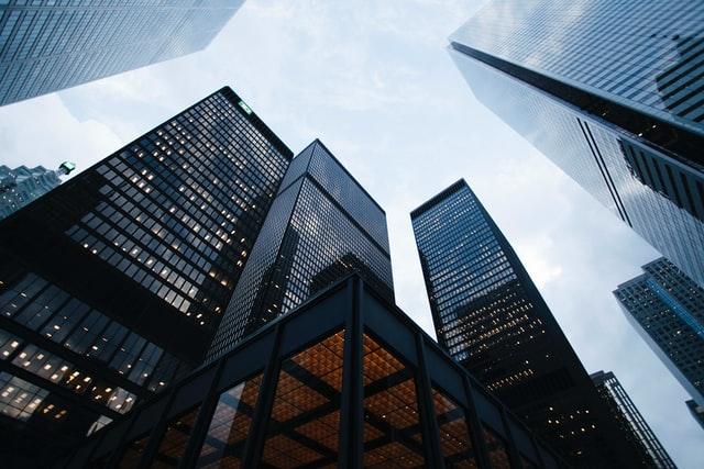 都会のビル群
