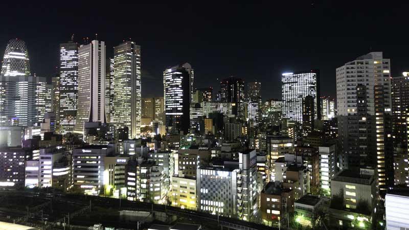 補助人工心臓を背負って心臓病オフ会in新宿歌舞伎町