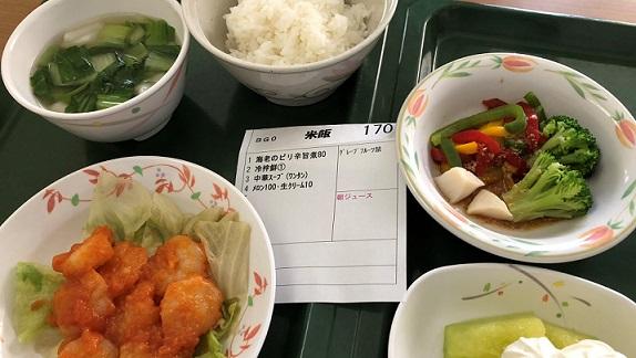 病院食のおかずが味の濃い薄いが混在する理由が分かりました。